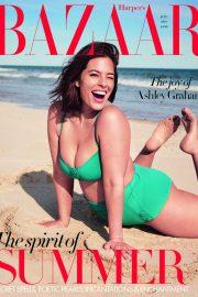 Ashley Graham - UK Harpers Bazaar (July 2019)