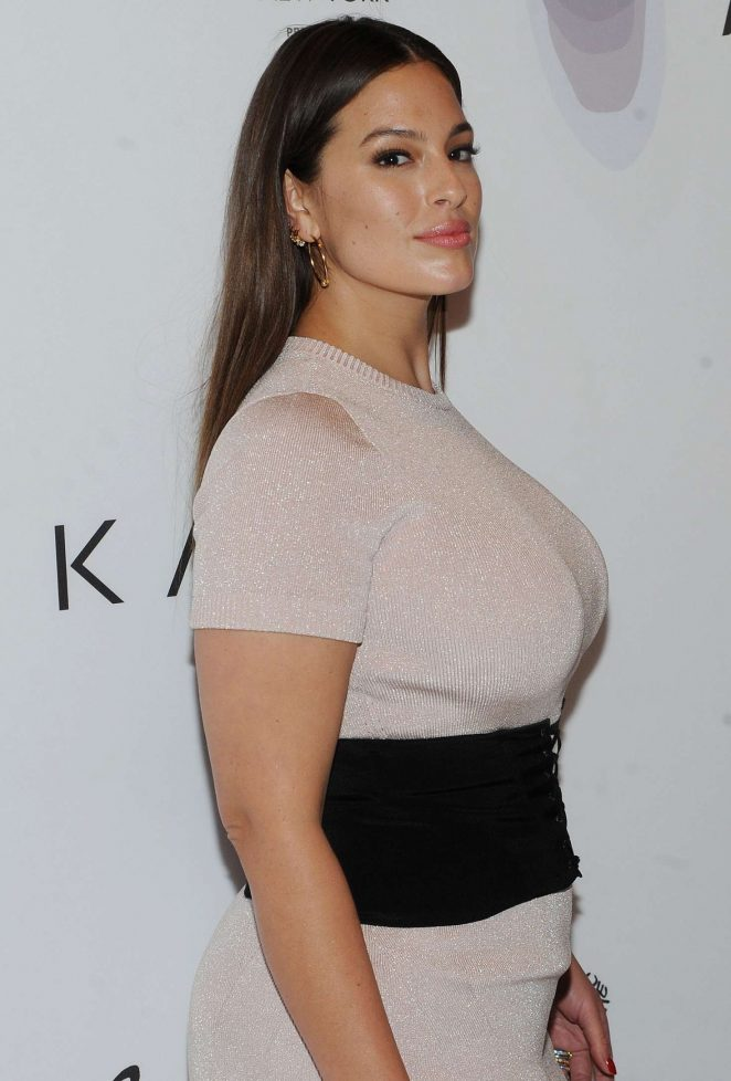 Ashley Graham: Varietys Power of Women NY Presented by Lifetime -02