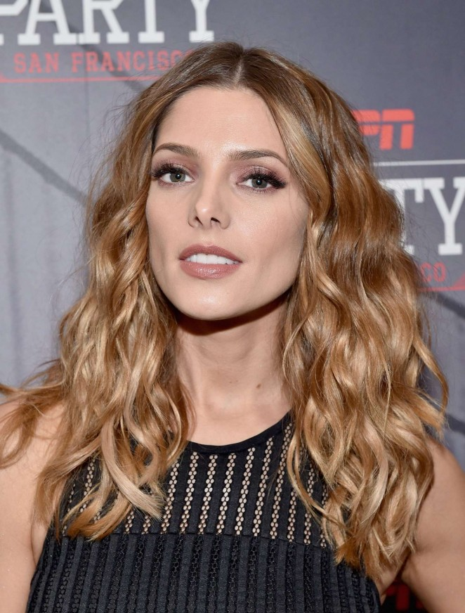 Ashley Greene: 12th Annual ESPN The Party For Super Bowl -01