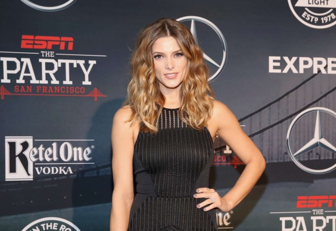 Ashley Greene: 12th Annual ESPN The Party For Super Bowl -05