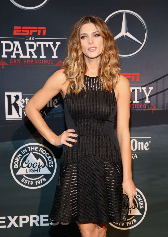 Ashley Greene - 12th Annual ESPN The Party For Super Bowl in San Francisco