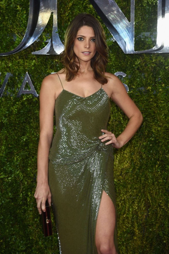 Ashley Greene – 2015 Tony Awards in New York