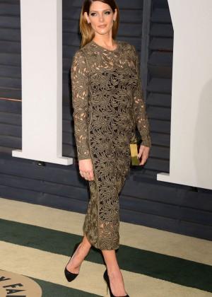 Ashley Greene - 2015 Vanity Fair Oscar Party in Hollywood