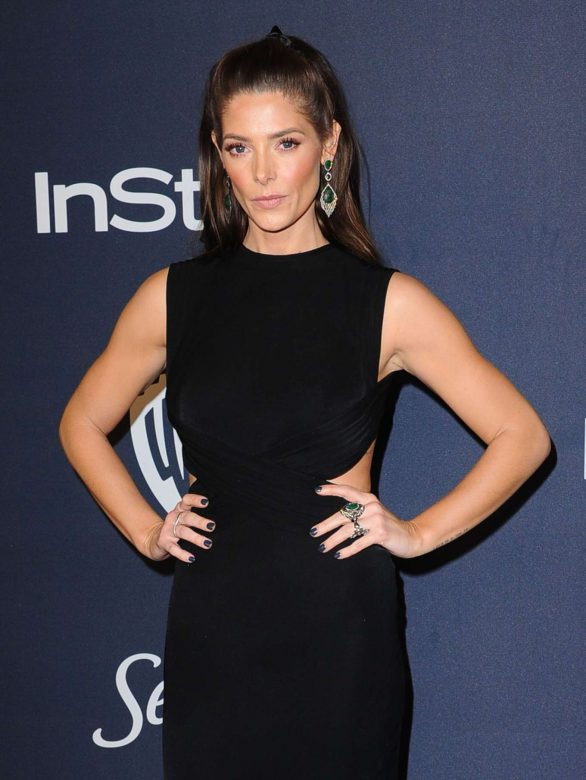 Ashley Greene - 2020 InStyle and Warner Bros Golden Globes Party in Beverly Hills