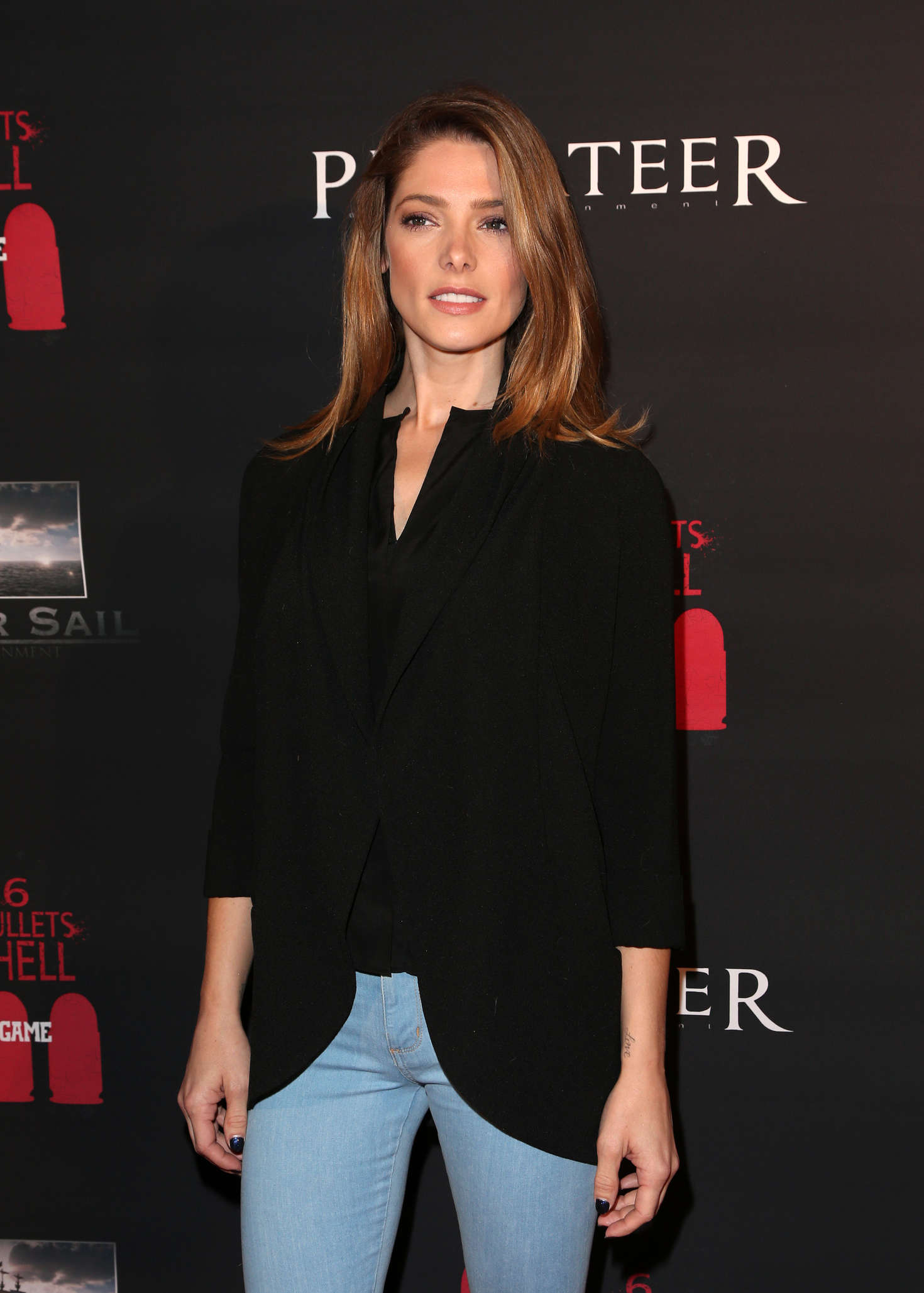 Ashley Greene - '6 Bullets To Hell' Premiere in Los Angeles