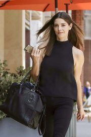 Ashley Greene - All smiles while out in Los Angeles