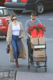 Ashley Greene and Paul Khoury - Shopping in West Hollywood