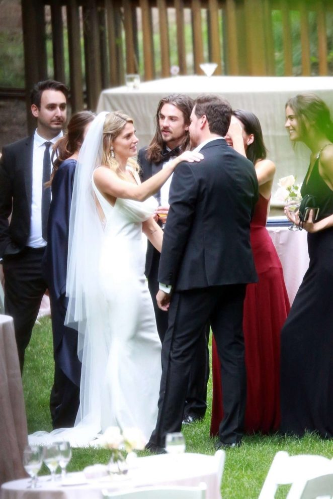 Ashley Greene and Paul Khoury - Their Wedding Reception in San Jose