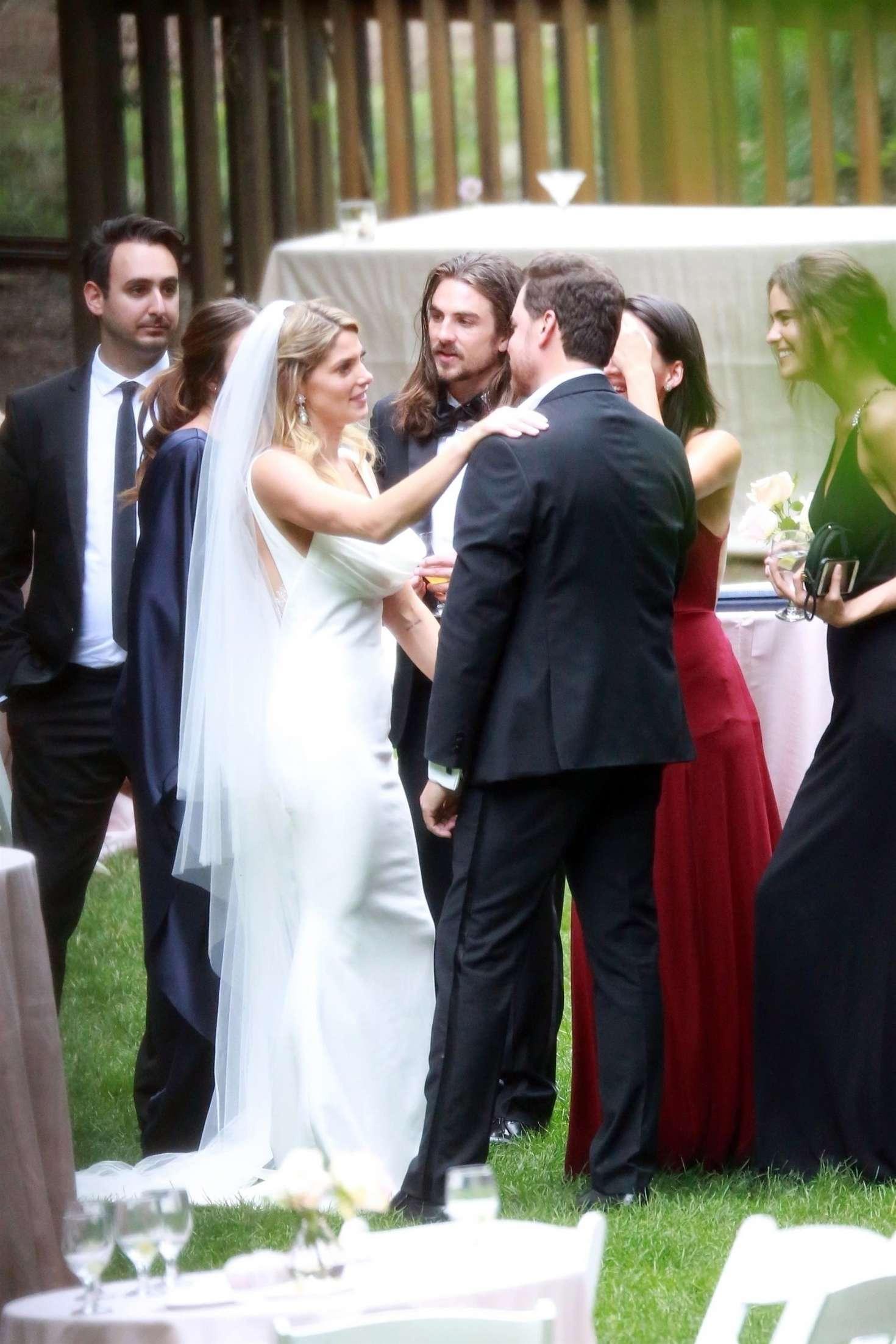 Ashley Greene and Paul Khoury - Their Wedding Reception in San Jose