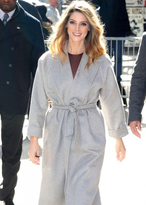 Ashley Greene at 'Good Morning America' in New York City