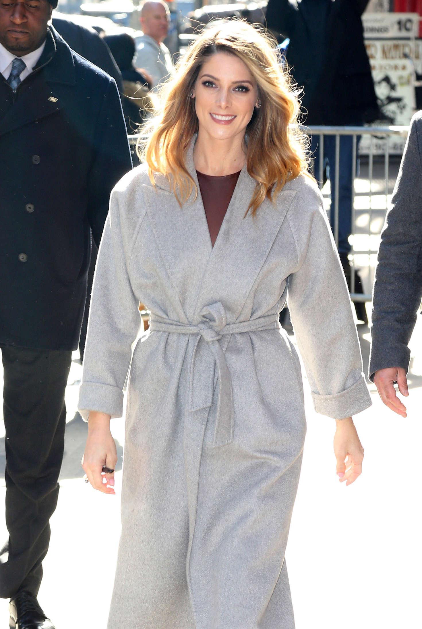 Good Morning America Latest News : Ashley greene at good morning america in new york city