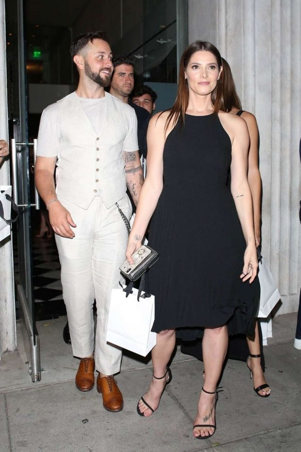 Ashley Greene at Mr Chow in Beverly Hills-04