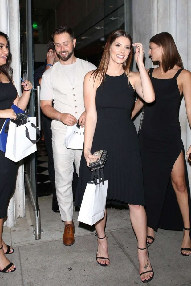 Ashley Greene at Mr Chow in Beverly Hills-05