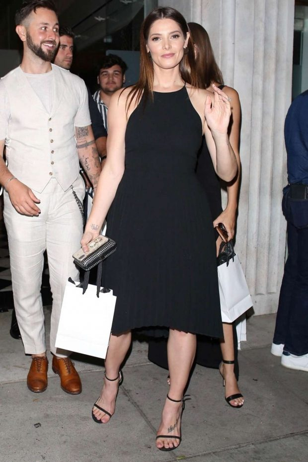 Ashley Greene at Mr Chow in Beverly Hills-07