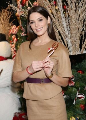 Ashley Greene - Brooks Brothers Celebrates the Holidays with St. Jude Children's Research Hospital