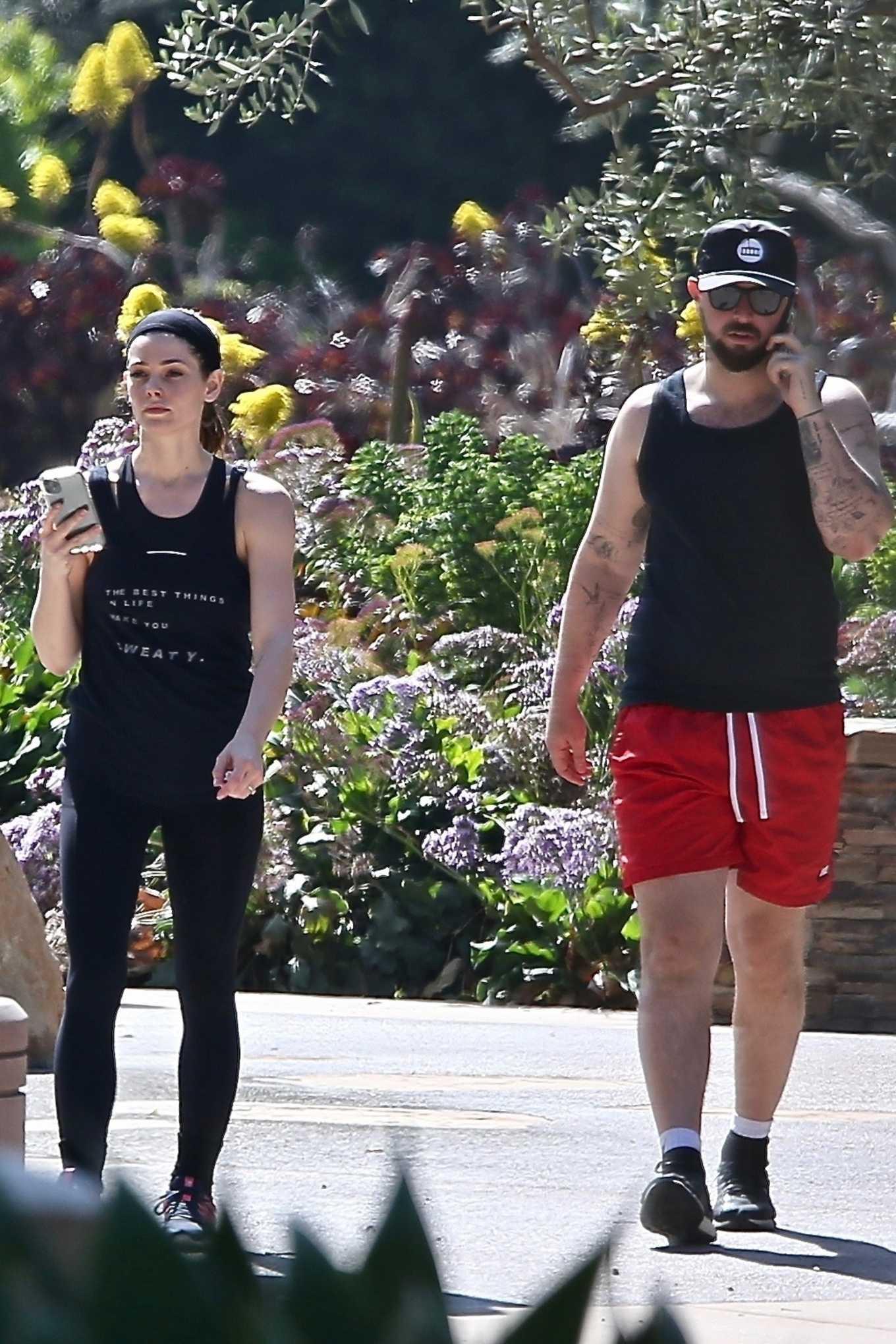 Ashley Greene 2020 : Ashley Greene – Finishing her workout in Beverly Hills-05