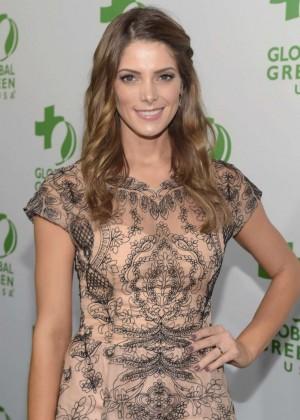 Ashley Greene - Global Green USA 2015 Pre-Oscar Party in LA