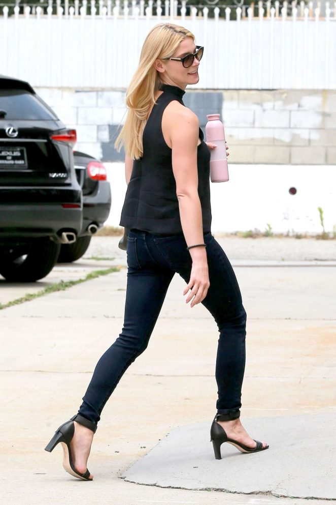 Ashley Greene – Heading to Automatic Sweat Casting Studio in Culver City