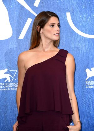 Ashley Greene - 'In Dubious Battle' Photocall at 73rd Venice Film Festival in Italy