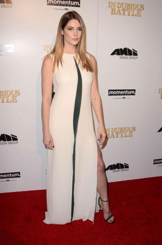 Ashley Greene – 'In Dubious Battle' Premiere in LA