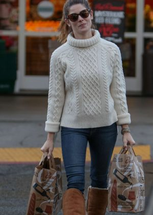 Ashley Greene in Jeans Out for shopping in Beverly Hills