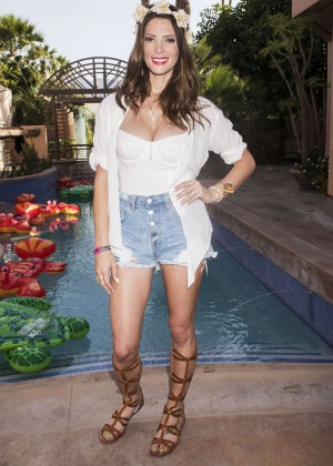 Ashley Greene: Just Jared Coachella Festival Party -08