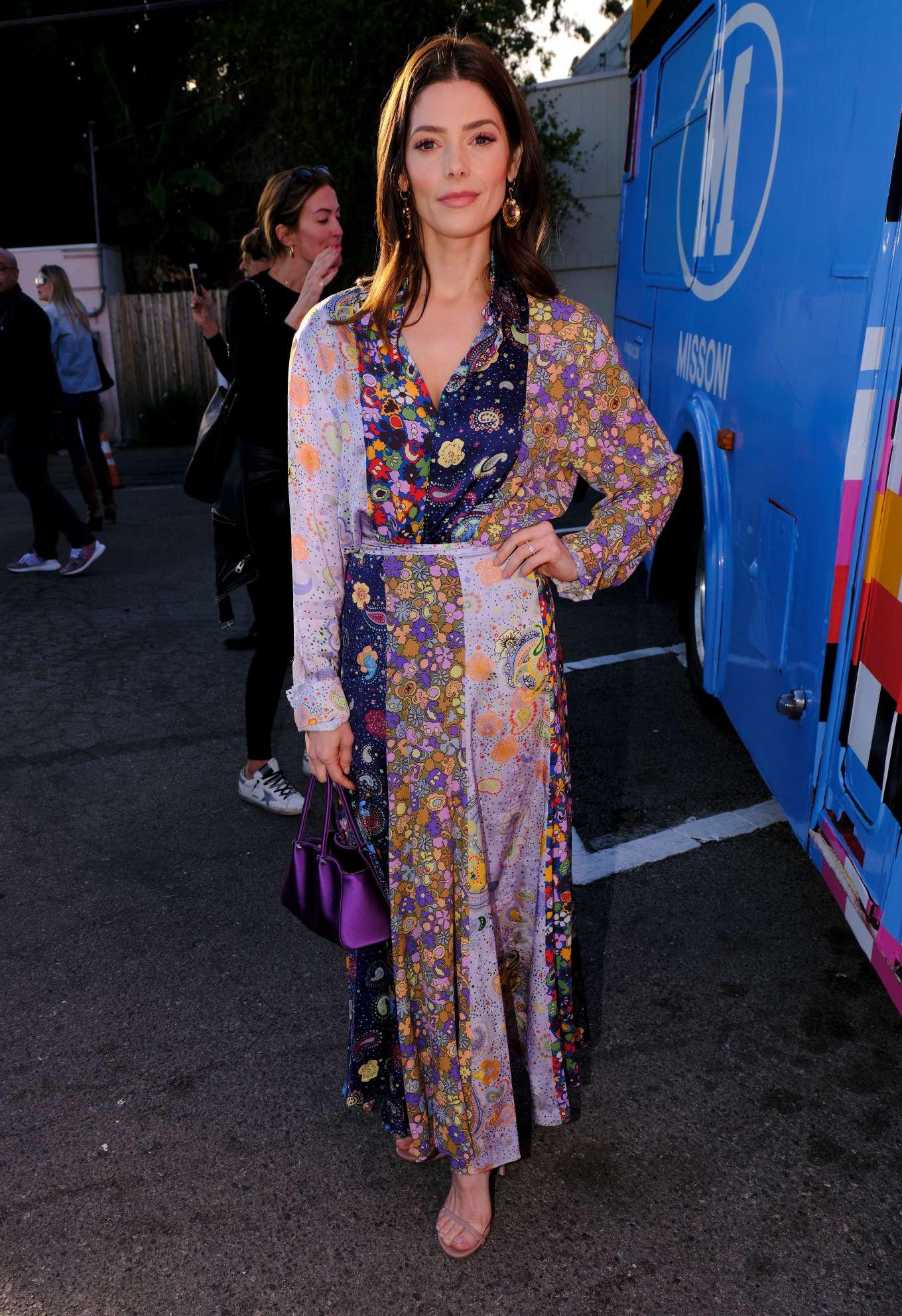 Ashley Greene 2020 : Ashley Greene – M Missoni 2020 Presentation in Los Angeles-01