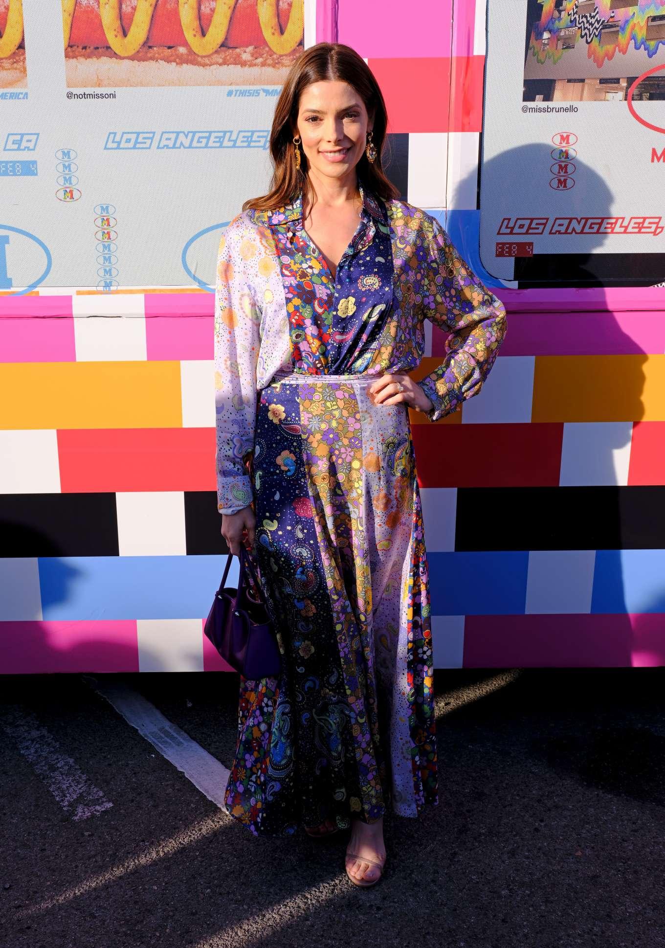 Ashley Greene 2020 : Ashley Greene – M Missoni 2020 Presentation in Los Angeles-02