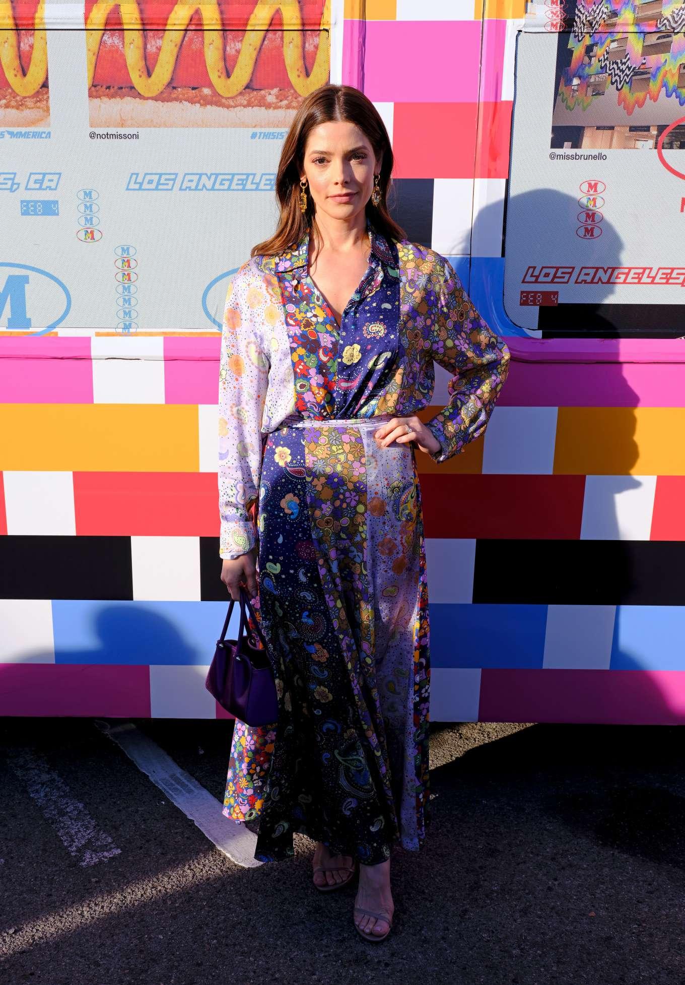 Ashley Greene 2020 : Ashley Greene – M Missoni 2020 Presentation in Los Angeles-04