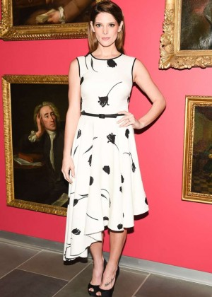 "Ashley Greene - Opening of ""Oscar de la Renta: His Legendary World of Style"