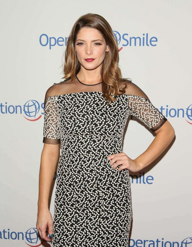 Ashley Greene - Operation Smile's 2015 Smile Gala Event in Beverly Hills