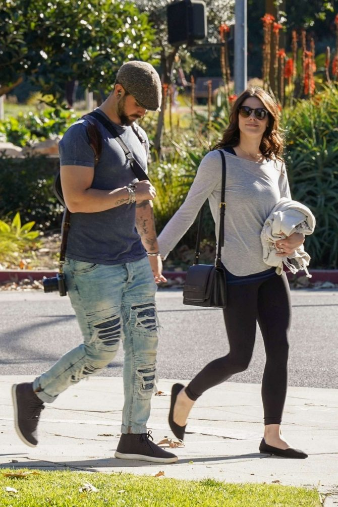 Ashley Greene: Out and about in Beverly Hills -01