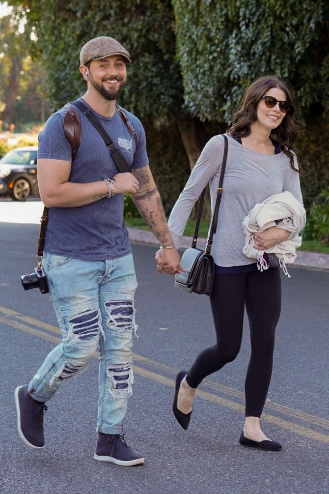 Ashley Greene: Out and about in Beverly Hills -03