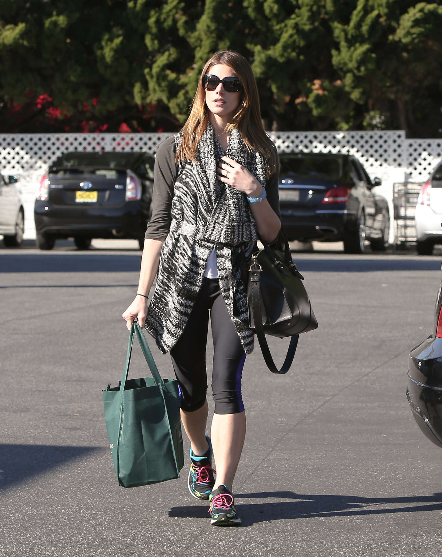 Ashley Greene - Out and about in LA