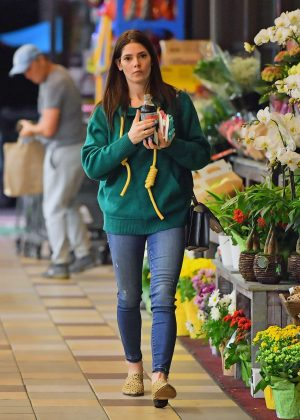 Ashley Greene - Out in Los Angeles