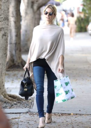 Ashley Greene - out in West Hollywood