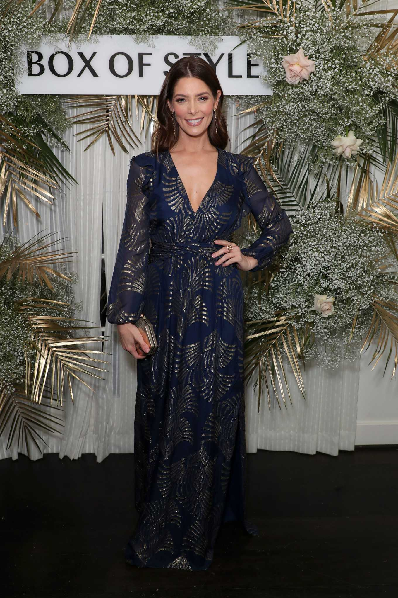 Ashley Greene 2020 : Ashley Greene – Rachel Zoe Collection and Box of Style Spring Event with Tanqueray-02