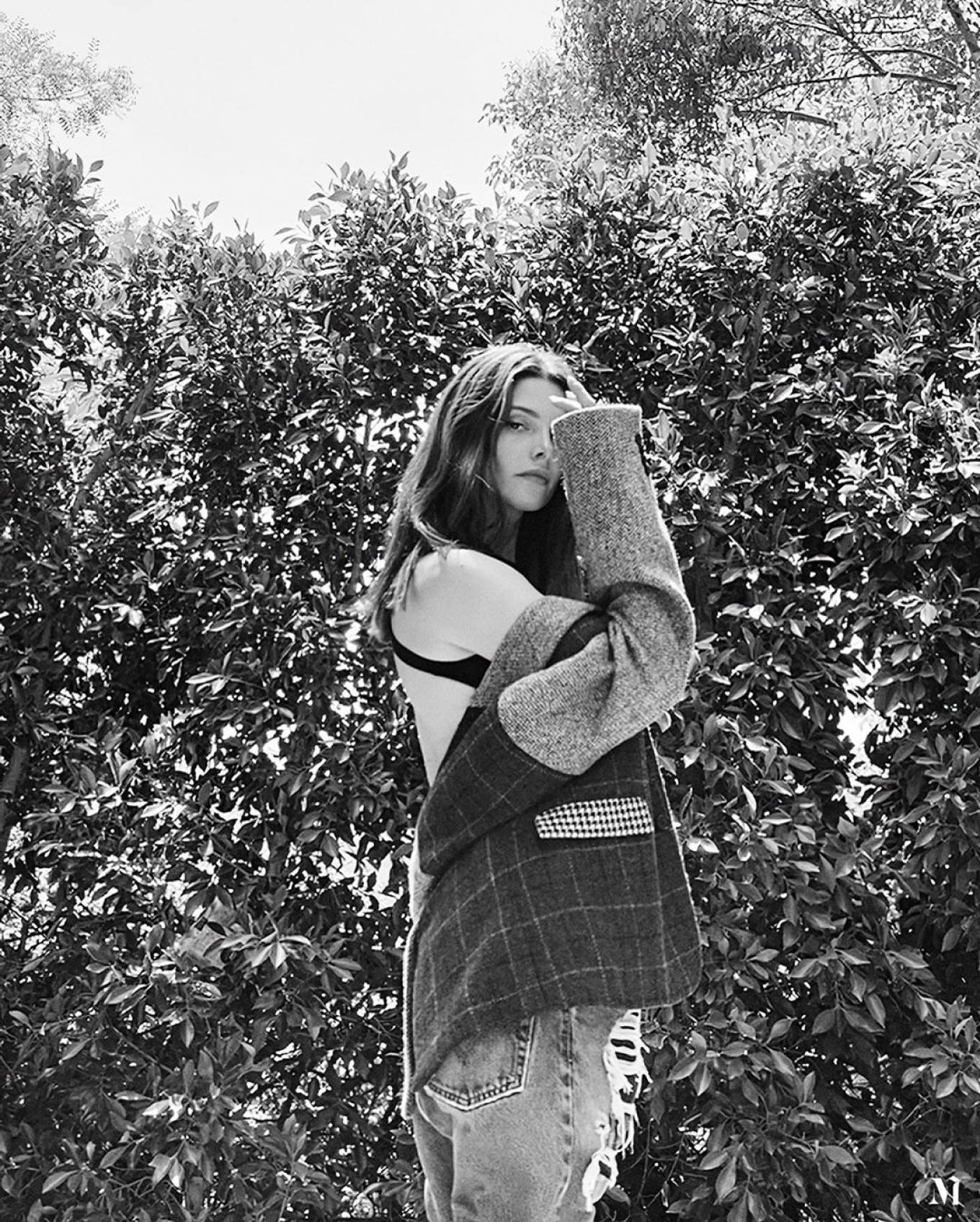Ashley Greene 2020 : Ashley Greene – Revista de Milenio magazine (Issue 03 – 2020)-02