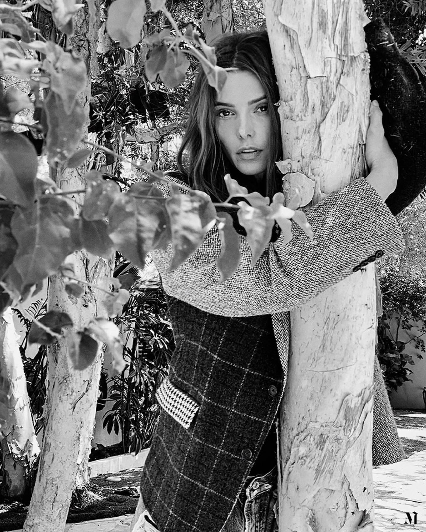 Ashley Greene 2020 : Ashley Greene – Revista de Milenio magazine (Issue 03 – 2020)-08