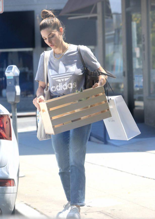 Ashley Greene - Running errands in West Hollywood