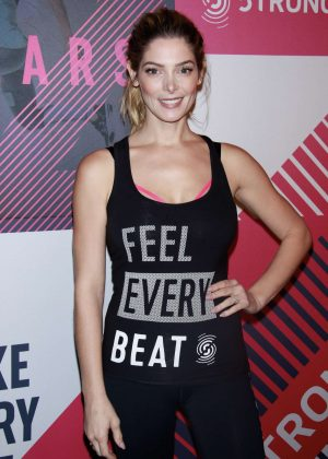 Ashley Greene - STRONG by Zumba Second Anniversary in NYC