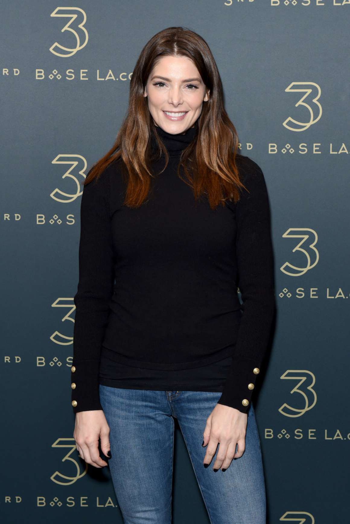 Ashley Greene - Upscale Sports Lounge 3rd Base Grand Opening in Los Angeles