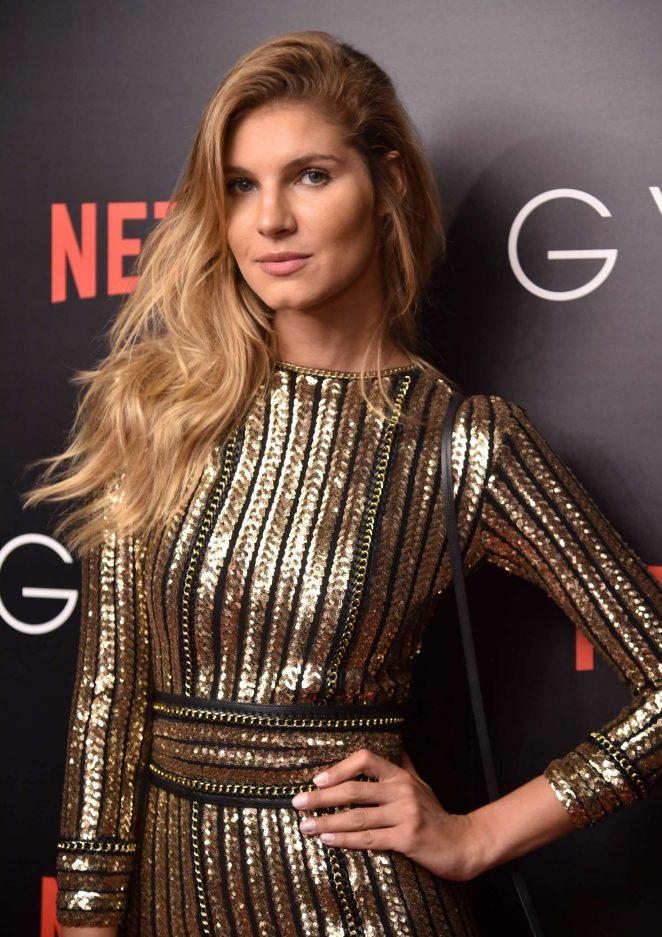 Ashley Haas - 'Gypsy' Special Screening in New York