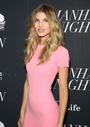 Ashley Haas - 'Manhattan Night' Premiere in New York
