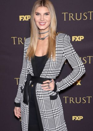 Ashley Haas - 'Trust' TV Show Screening in New York City