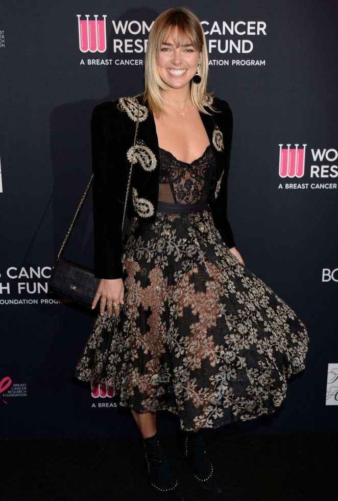 Ashley Hart – 2018 Womens Cancer Research Fund in Los Angeles