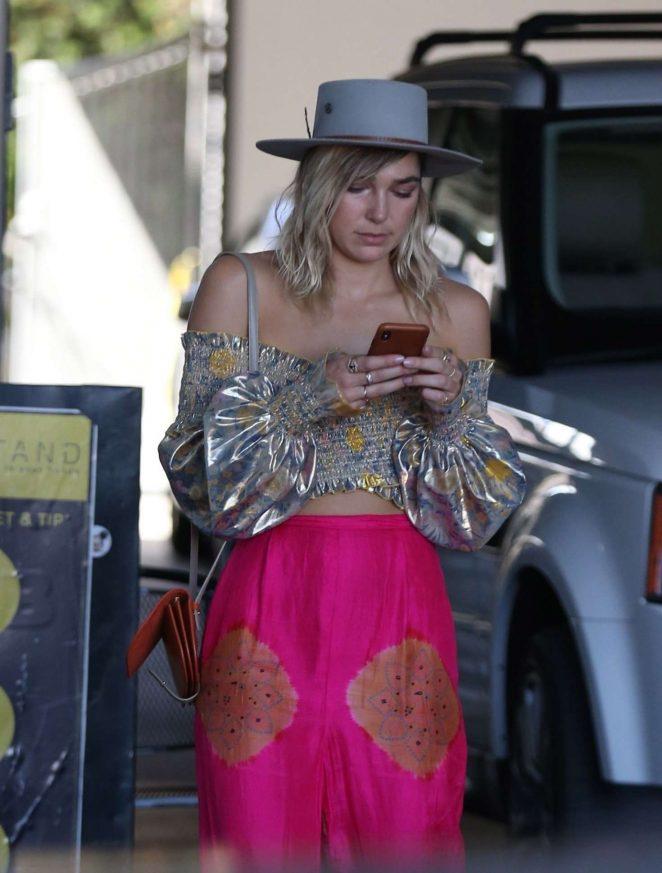 Ashley Hart - Celebrating Australia Day in Los Angeles
