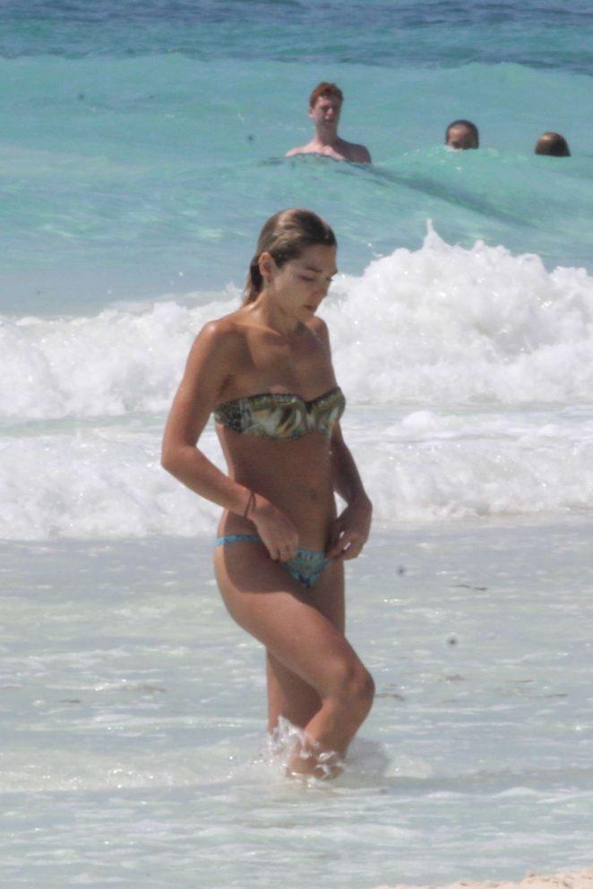 Ashley Hart in Bikini 2017 -06