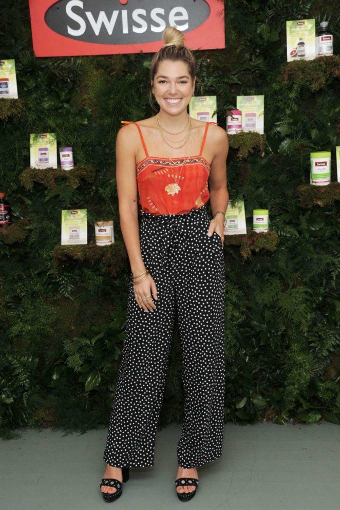 Ashley Hart: Swisse Wellness US Market Launch -06