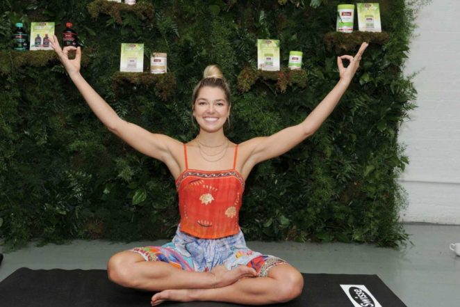 Ashley Hart: Swisse Wellness US Market Launch -07